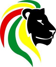 Reggae Rasta, Rasta Art, Rasta Lion, Reggae Music, Bob Marley, Los Mejores Tattoos, Reggae Style, Jah Rastafari, Lion Of Judah
