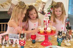 Nutcracker-Themed Kids Holiday Party - Project Nursery