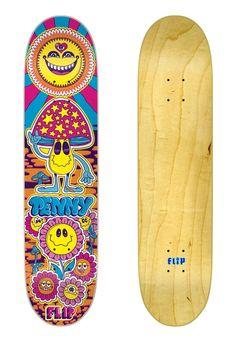 FRESHNGOOD.COM » FLIP Skateboards 'PinkyVision' Pro Series