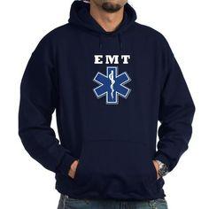 EMT Hoodie (dark)