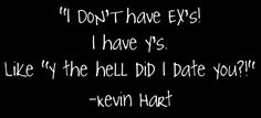 Xs and Ys -Kevin Hart