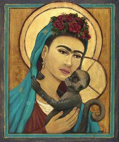 Frida Icon