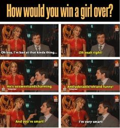 I like that kid (Josh), but let's be honest here. Jennifer is too awesome. Katniss and Peeta were made for each other, but not the actors.