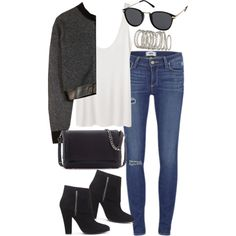 """""""Untitled #1345"""" by angieswardrobe on Polyvore"""