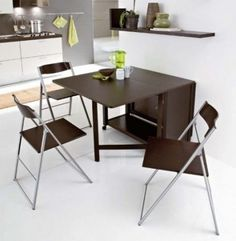 Idee salvaspazio: tavoli | Design Mag