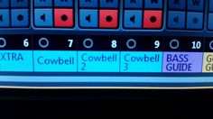 One cowbell is never enough...