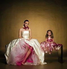 Daalarna Wedding Dress - Gold Collection