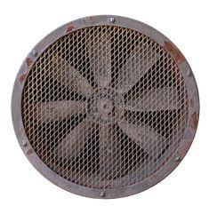Industrial air conditioner by AbsurdWordPreferred.deviantart.com on @DeviantArt