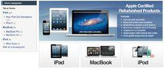 Apple abre loja virtual de recondicionados com preços menores