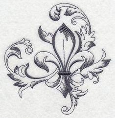 Machine Embroidery Designs at Embroidery Library! - Machine Embroidery Designs at Embroidery Library! – … Machine Embroidery Designs at Embroidery Library! Border Embroidery, Machine Embroidery Patterns, Haut Tattoo, Tattoo Dentelle, Tattoo Schwarz, Embroidered Towels, Tattoo Motive, Embroidery Techniques, Tribal Tattoos