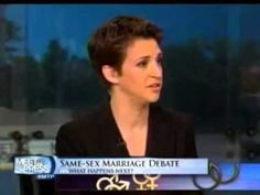 Maddow slams DeMint's claim that children do better with straight parents - YouTube
