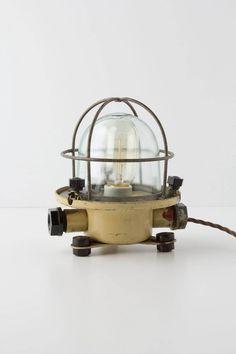 Bridgeport Harbor Lamp - Anthropologie.com