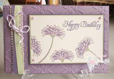 Handmade Birthday Card ... Stampin' Up! - Reason to Smile ... EnchantINK