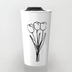 Take your coffee to go with a personalized ceramic travel mug. Coffee To Go, Travel Mug, Design Art, Ceramics, Art Prints, Mugs, Tableware, Wall, Ceramica