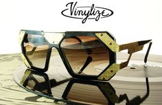 Vinylize Turns Old Records into Stylin' Glasses