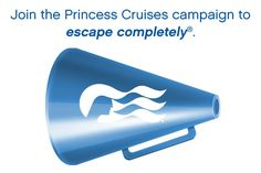 Tired of all the negativity? Join the Princess Cruises Campaign to escape completely. From now until Election Day, Princess is giving away FREE cruises and FREE gifts! Join the campaign today at www.princess.com/campaign and you may just win a cruise!