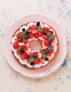 乙女なクリスマスケーキをおうちで手作り♪!【オレンジページ☆デイリー】料理レシピをはじめ、暮らしに役立つ記事をほぼ毎日配信します!