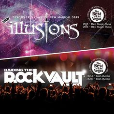 How lucky are we to have not one but two Best of Las Vegas shows? A huge congratulations goes out to THE NEW ILLUSIONS @janrouven and @rock_vault for winning Best Magic show and Best Musical, respectively. They're taking the Las Vegas Strop by storm! Come check out our entertainment that truly is the best in Las Vegas. #Vegas #LasVegas #LasVegasStrip #TropLV #RockVaultLV #THENEWILLUSIONS #ILoveTropLV
