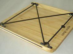 Cargo Cradle I Bike / Bicycle Wood / Wooden by BikeCultureRising, $29.00