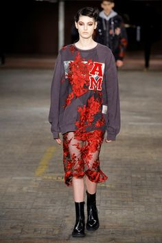 Sfilata Antonio Marras Milano - Collezioni Autunno Inverno 2018-19 - Vogue