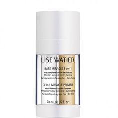 3-in-1 MIRACLE PRIMER | Lise Watier Cosmetics My fav - makes the skin feel like silk!!