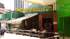 Old Town White Coffee in Malaysia serves heavenly coffees and kaya butter toasts. A must if you visit Kuala Lumpur.