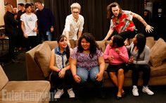 One direction gives fans a special christmas surprise meet and greet one direction gives fans a special christmas surprise meet and greet watch m4hsunfo Image collections