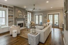 Oak Hill Craftsman - Transitional - Living Room - Nashville - Marilyn Kimberly, Interior Designer