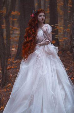 afairyheart:   By Tatiana Mercalova - Rose Retreat