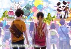 #日曜日の秘密/HoneyWorks feat.初音ミク&GUMI #HoneyWorks #Anime