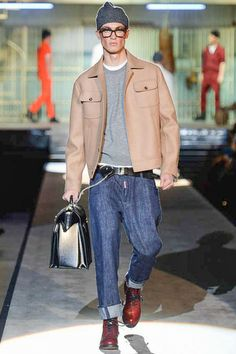 Dsquared² | Fall 2014 Menswear Collection | Style.com
