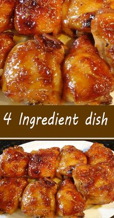 Roast Chicken Legs Recipe, Chicken Legs And Thighs Recipe, Oven Roasted Chicken Legs, Sweet Hawaiian Crockpot Chicken Recipe, Best Chicken Recipes, Meat Recipes, Cooking Recipes, Chicken Thighs, Hawaiian Chicken