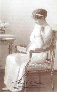 Olga (daughter of Alix)