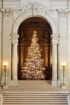 San Francisco City Hall #christmas