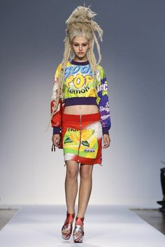 Moschino | Menswear Collections Spring Summer 2015 | London