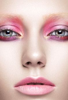 You are in the right place about make up art makeup tricks Here we offer you the most beautiful pictures … Pink Makeup, Makeup Art, Eye Makeup, Hair Makeup, Makeup Style, Beauty Shoot, Beauty Art, Beauty Make Up, Makeup Inspo