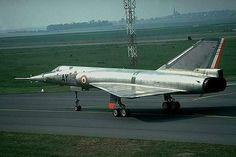 Mirage IV Bomber, France