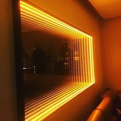 Led Mirror, Mirrors, Mirror House, Blinds, Curtains, Home Decor, Decoration Home, Room Decor, Shades Blinds