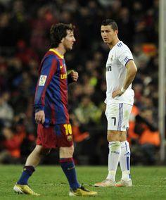 Cf Barcelona - Real Madrid. La liga en juego!