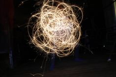 Slow shutter speed from my camera