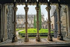 Mosteiro da Batalha, Portugal