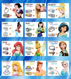 about 925 Sterling Silver Multi-Color Stone Disney Princess Birthstone Engagement Ring 925 Sterling Silver Multi-Color Stone Disney Princess Birthstone Engagement Sterling Silver Multi-Color Stone Disney Princess Birthstone Engagement Ring
