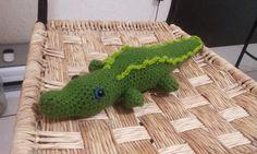 Crocodile amigurumi by BlinkWolf on DeviantArt
