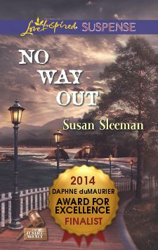 Susan Sleeman for No Way Out - Inspirational Romantic Mystery/Suspense