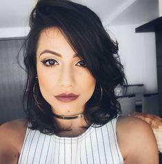 "7,096 Likes, 164 Comments - ShortHair | CabeloCurto (@meucabelocurto) on Instagram: ""Gatissíssima Veronica Lima, de Uberlandia, MG. A @_vrnclima conta que tem o cabelo curto desde…"""