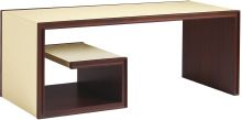 Baker Furniture : Scroll Cocktail Table - 7878 : Thomas Pheasant : Browse Products
