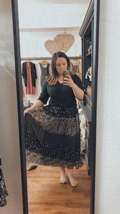 Mid size fall fashion