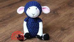 Háčkovaná hračka háčkovaná ovečka isto poteší nejedného drobčeka.Ak sa vám háčkovaná ovečka páči, uháčkujte si ju podľa tohto návodu. Ako uháčkovať hračku.
