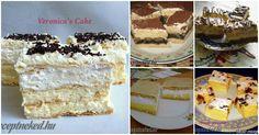 A krémes sütiket mindenki imádja! Összegyűjtöttük hát a legjobbakat, hogy neked ne kelljen keresni!