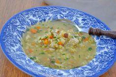 Die Bauerngerstlsuppe ist ein herzhaftes #Rezept für jeden Tag.